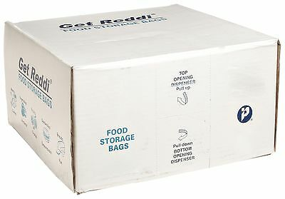 Integrated Bagging Systems PB100420R Get Reddi Food & Poly Bag, 10 X 4 X 20,