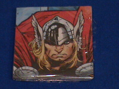 Marvel Thor The Mighty Avenger Birthday Party Beverage Napkins 16 Count Package
