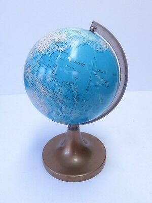 A11 - Vintage World Globe Made In Japan