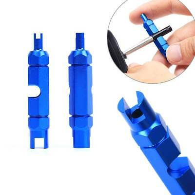 Bicycle Road MTB Bike Schrader Presta Valve Core Removal Tool Wrench Screwdriver
