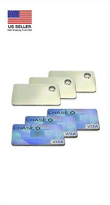 Credit Card Style Magnet Smoking Pipe Portable Tobacco FREE SHIPPING