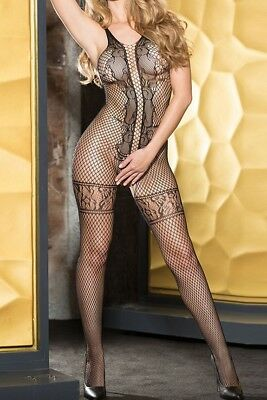 Bodystocking TUTINA INTIMO DONNA SEXY LINGERIE HOT 151