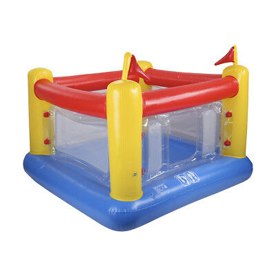 Inflatable Bouncy Castle Outdoor Kids Child Yard Garden Jumping Bouncer Toy Gift