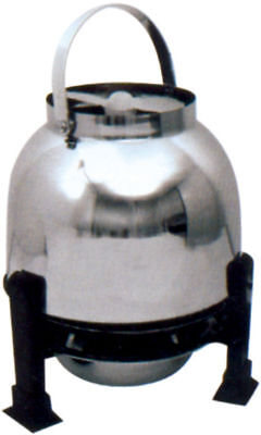 Humidifier fumigator stainless steel 3 liters