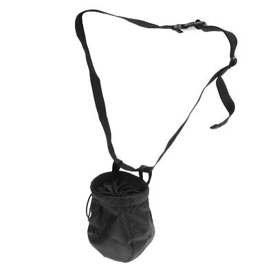 Kids Climber Rock Climbing Chalk Bag with Drawstring Closure + Waist Belt
