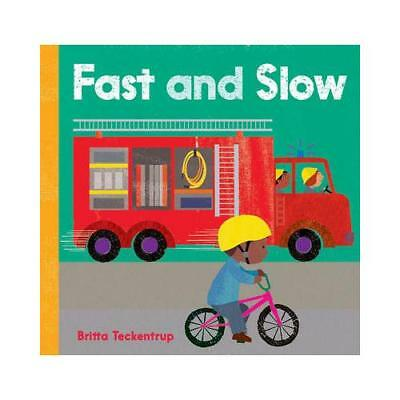 Fast and Slow by Britta Teckentrup (author)