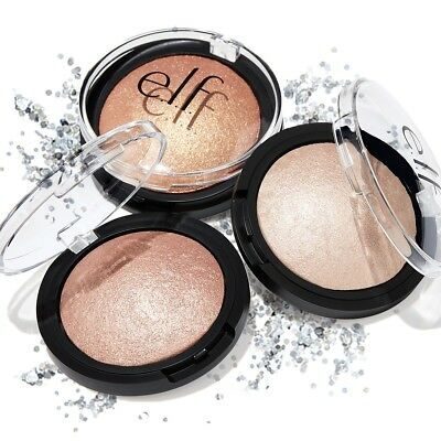 E.L.F. Studio Baked Highlighter choose color 4 shades ELF Blush Free Ship NIB