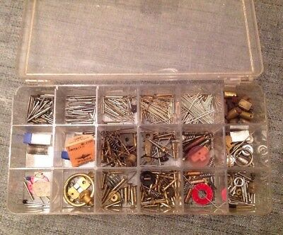 Clockmakers Tapered Clock Pins Springs General Parts From Spare Parts Chest