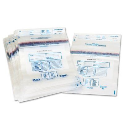 """Pm Tamper Evident Coin Tote - 13"""" X 22"""" - 6.50 Mil [165 Micron] Thickness -"""