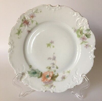 Antique Hermann Ohme Elysee Pattern Decorative Plate Made In Germany 1920s
