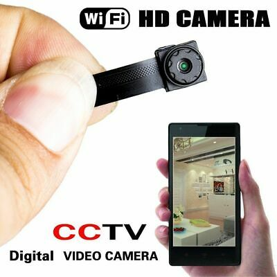 SPY Mini CAMERA SPIA WIFI HD TELECAMERA MICRO NASCOSTA MICROCAMERA DETECTION