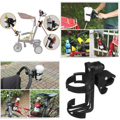 NEW Milk Bottle Cup Holder for Baby Stroller Pram Pushchair Bicycle Buggy