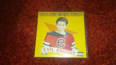 Rage Against The Machine ‎– Evil Empire - LP