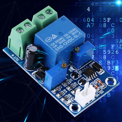 12V Battery Low Voltage Cut Off/On Switch Automatic Recovery Protection Module z