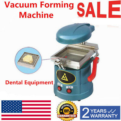 Vacuum Dental Former Molding Machine Heavy-duty Adjustable USA  ON SALE NEW