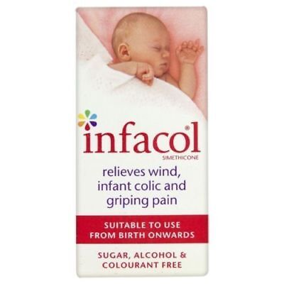 INFACOL 50ml BABY- COLIC RELIEF DROPS