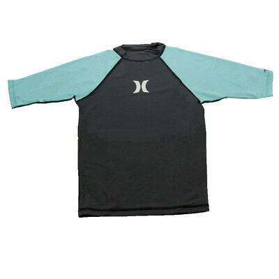 Hurley Youth One & Only Rashguard S/S Shirt