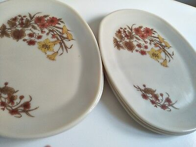 6 Pyrex Oval Dinner Plates For Sale & 6 PYREX Oval Dinner Plates For Sale - £9.00 | PicClick UK