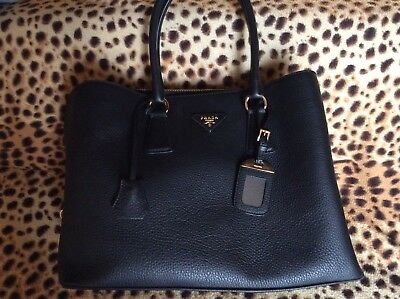 BORSA PRADA ORIGINALE in pelle EUR 300,00 | PicClick IT