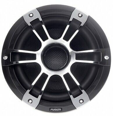 """FUSION MARINE MS-SW10 Outdoor Boot 10/"""" 25cm Boat Subwoofer Wasserfest 400W weiss"""