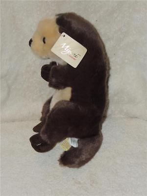 New Aurora World Miyoni Sea Otter Plush Stuffed TAGS Toy Gift Baby