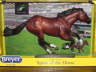 2013 Breyer Traditional Model Frankel-World's Highest Rated Racehorse-Horse-1712