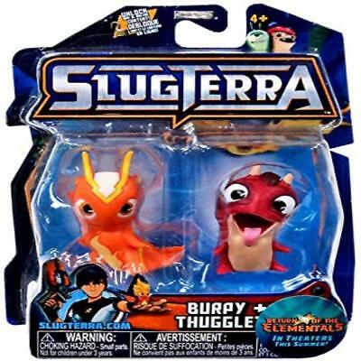 Slugterra Burpy & Thugglet Mini Figures Toy Play Kids Game MYTODDLER New