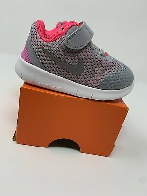 Details about BABY GIRL: Nike Free Run Shoes, Purple Size 4c 834042 501