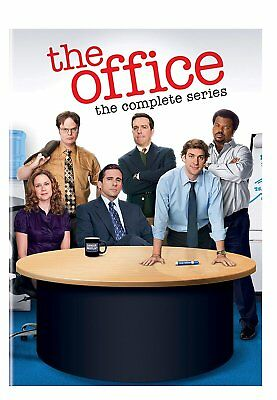 The Office The Complete Series Seasons 1 2 3 4 5 6 7 8 9 1-9 38-Disc DVD Box Set