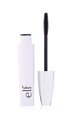E.L.F. Volumizing & Defining Mascara Jet Black #21662 NIP ELF Eyelash and Volume