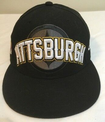 32a283ad8f9bf PITTSBURGH STEELERS NEW Era Fearless Fan Bucket Hat - NFL Free Ship ...