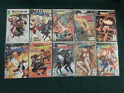 DC New 52 Worlds Finest 3rd Series 0-32 w/Annual 1
