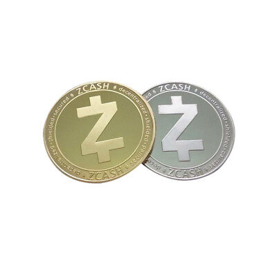 2X Bitcoin Coin Collectible Gift Gold/Silver Bitcoin Souvenir Coin Art Collectio