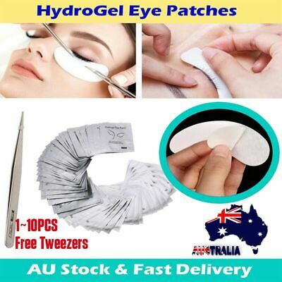 200pairs Eye pads Eyelash Pad Gel Patch Lint Free Lashes Extension Mask Eyepads