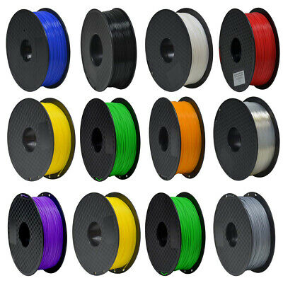 Geeetech PLA 1.75mm Filament for 3D Drucker Ship from Czech 10 Colors to Choose