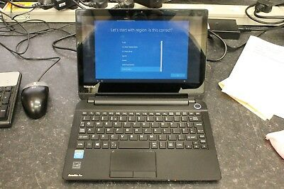 Toshiba Satellite Pro NB10T (2.41GHz, 4GB RAM, 500GB HDD, Windows 10 Pro) TOUCH
