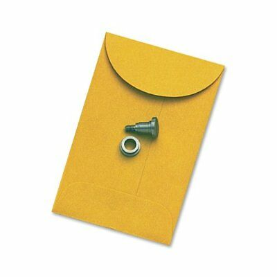 "Quality Park Coin Envelope - Coin - #1 [2.25"" X 3.50""] - 20 Lb - (qua50160)"