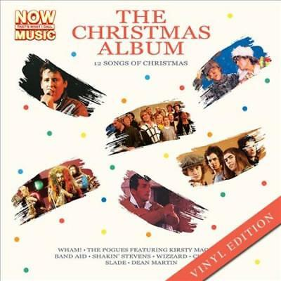 Various Artists Now! The Christmas Album New Vinyl Record