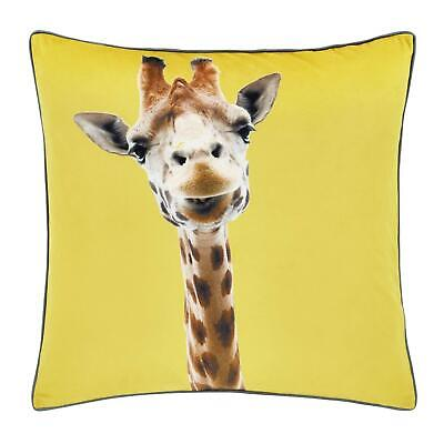 Catherine Lansfield Printed Animal Theme Cushion Covers Square Sofa Home Deco