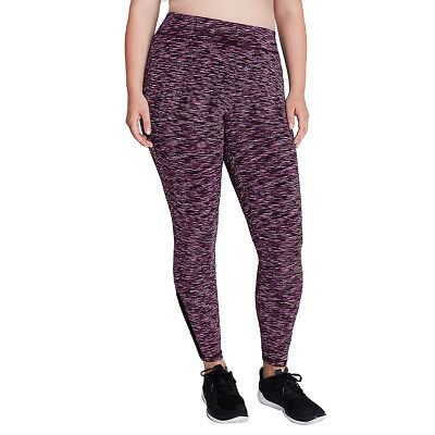 Livi Active Women's Wicking Spacedye Active Leggings