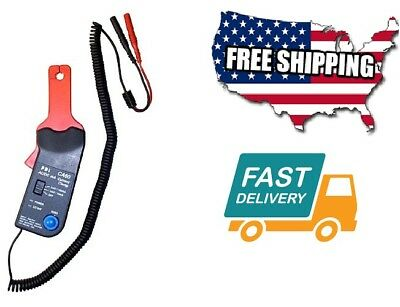 Home Tools Electrical Testers Multi Testers Handheld 60 Amp AC/DC Current Clamp