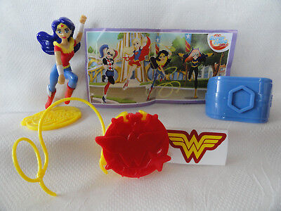 Maxi Ü-EI  2017 *  DC Super Hero Girls * Wonder Woman * SEB21 + BPZ
