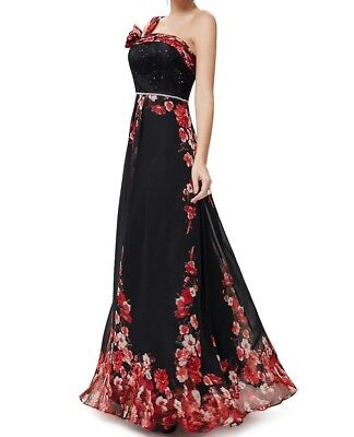 TRAUMHAFTES ROTES Abendkleid Xs S M 38 Mit Schleppe Np 320€ - EUR ...