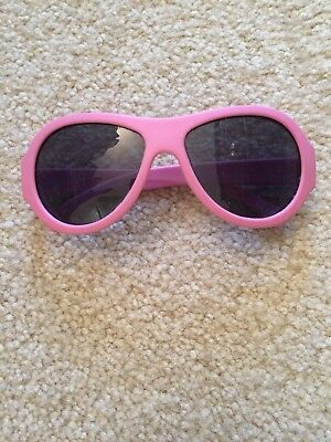 Babiators sunglasses In Pop Star Pink ages 0-3 - NEW w/o box