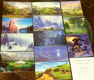 Tolkien & Middle-earth related Greetings Cards    Artist: Ted Nasmith