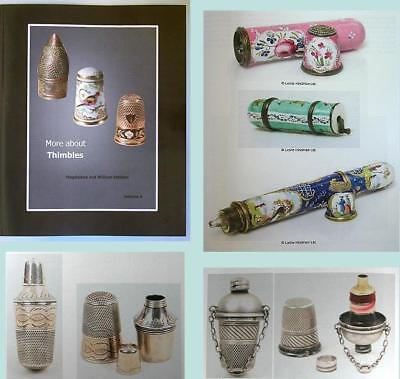 "NEW ""More About Thimbles"" Reference Book Vol 4  * William & Magdalena Isbister"