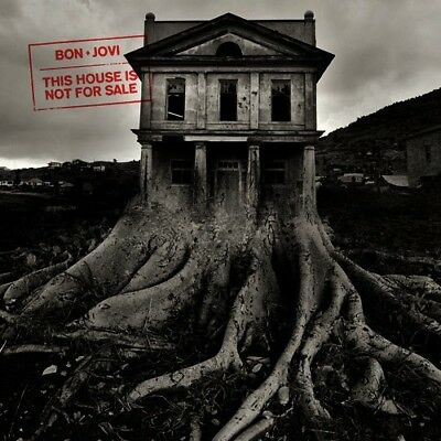 This House Is Not for Sale * by Bon Jovi  * Brand New CD (Nov 2016) 10 Tracks