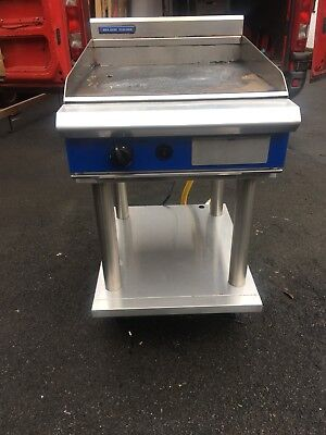 Hot plate/ griddle natural gas can be converted to lpg made by blue seal