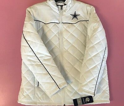 cdb388bd0 NFL DALLAS COWBOYS Women s Diamond Quilted Jacket -  48.75