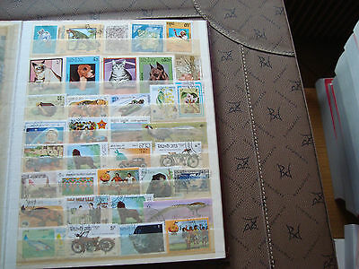 ASIE - 36 stamps canceled (all state) stamp